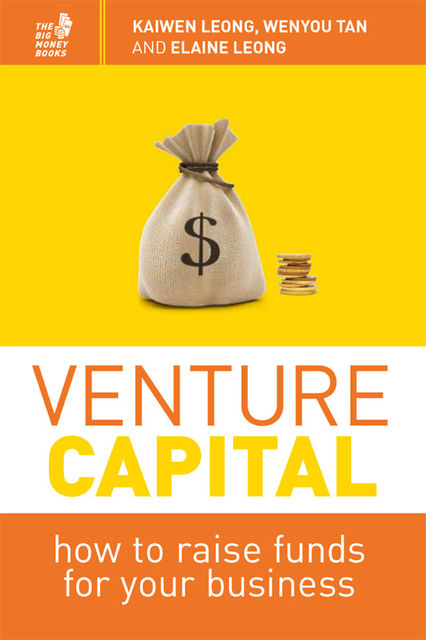Venture Capital. How to raise funds for your business, Kaiwen Leong, Elaine Leong, Wenyou Tan