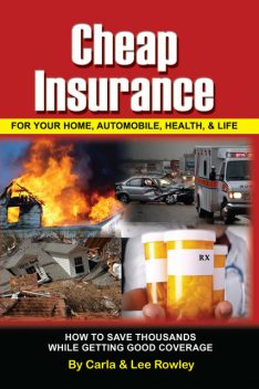 Cheap Insurance for Your Home, Automobile, Health, & Life, Lee Rowley