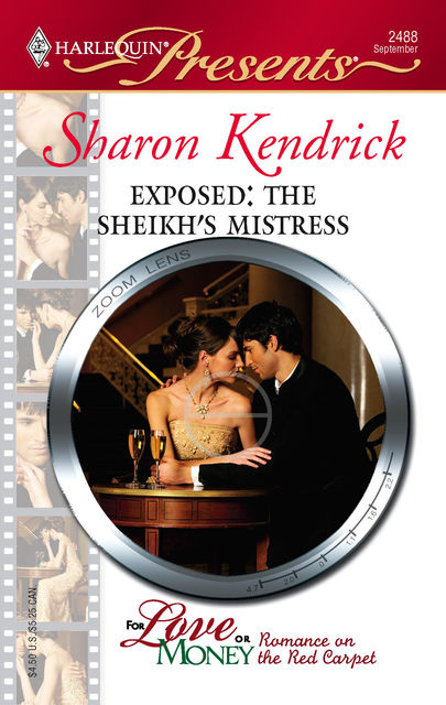 Exposed: The Sheikh's Mistress, Sharon Kendrick