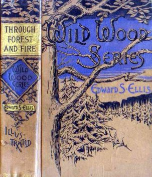 Through Forest and Fire / Wild-Woods Series No. 1, Edward Sylvester Ellis