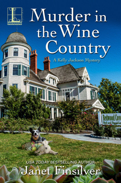 Murder in the Wine Country, Janet Finsilver