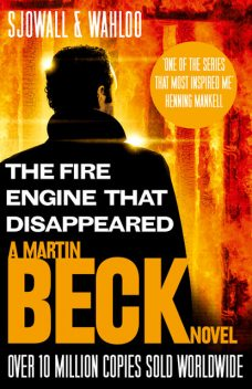 The Fire Engine That Disappeared (The Martin Beck series, Book 5), Maj Sjowall, Per Wahloo