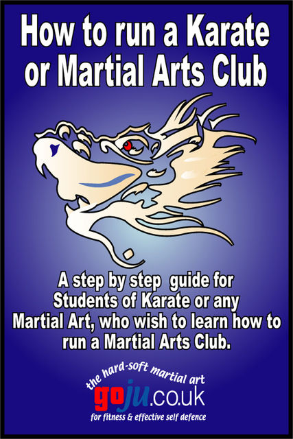 How to Run a Karate Club, Tom Hill