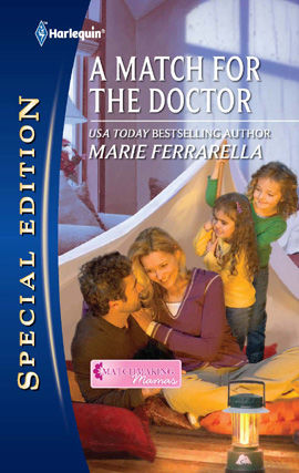 A Match for the Doctor, Marie Ferrarella
