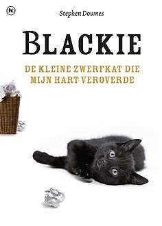 Blackie, Stephen Downes