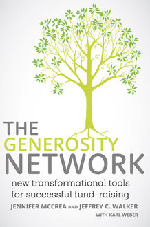 The Generosity Network, Jennifer Mccrea