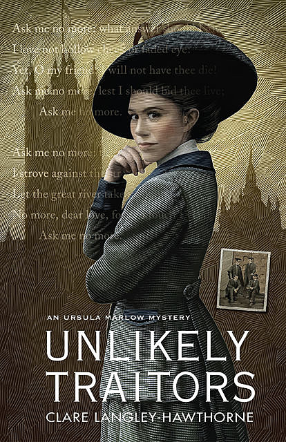 Unlikely Traitors, Clare Langley-Hawthorne
