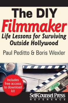 The Do-It-Yourself Filmmaker, Paul Peditto, Boris Wexler