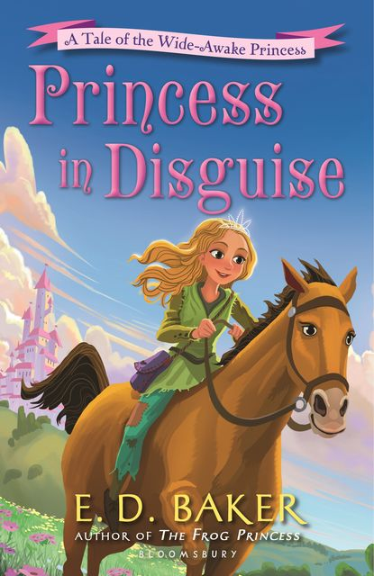 Princess in Disguise, E.D.Baker