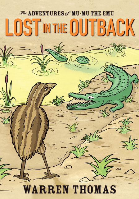 The Adventures of Mu-Mu Lost in the Outback, Warren Day