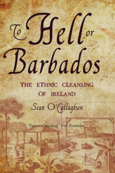 To Hell or Barbados, Sean O'Callaghan