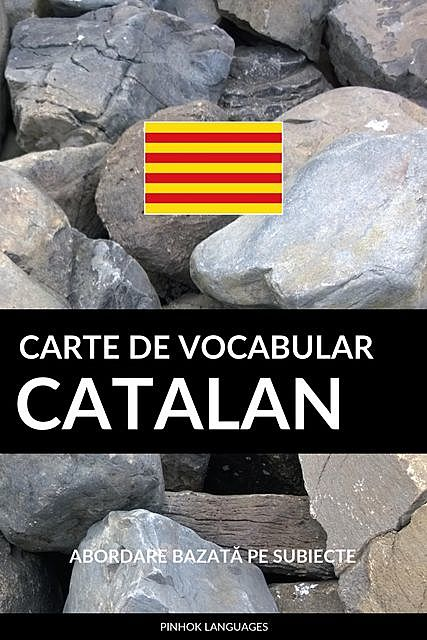 Carte de Vocabular Catalan, Pinhok Languages