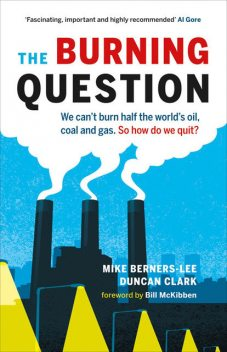 The Burning Question, Duncan Clark, Mike Berners-Lee