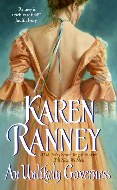 An Unlikely Governess, Karen Ranney