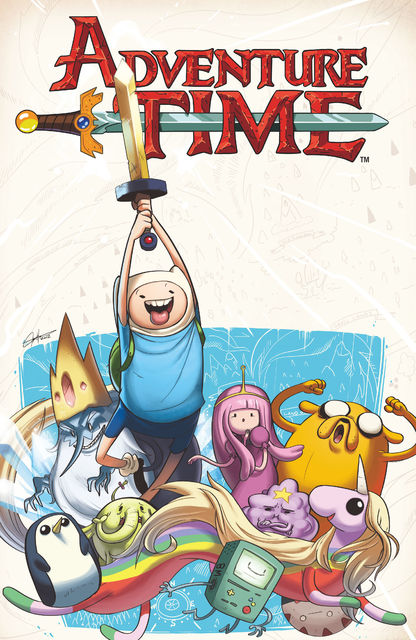 Adventure Time Vol. 3, Ryan North, Mike Holmes, Shelli Paroline