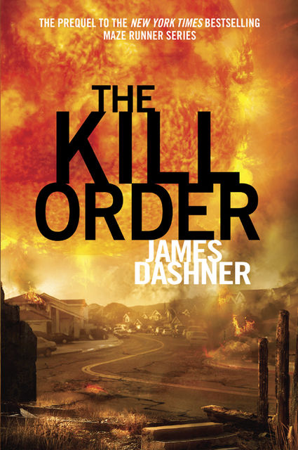 The Kill Order, James Dashner