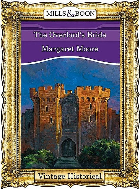 The Overlord's Bride, Margaret Moore