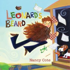 Leonard's Beard, Nancy Cote
