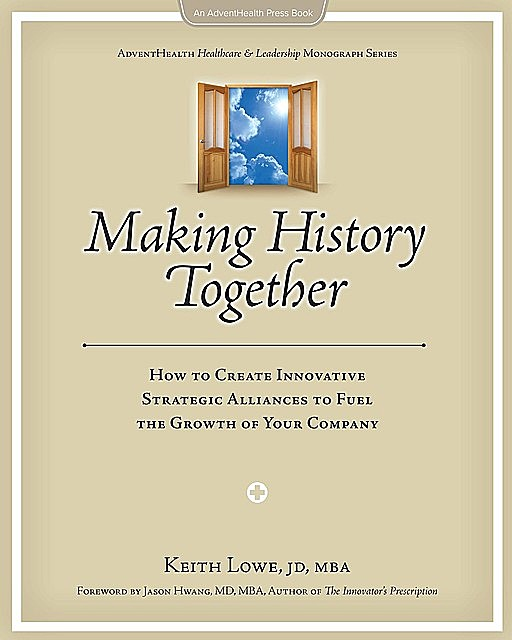 Making History Together, Keith Lowe