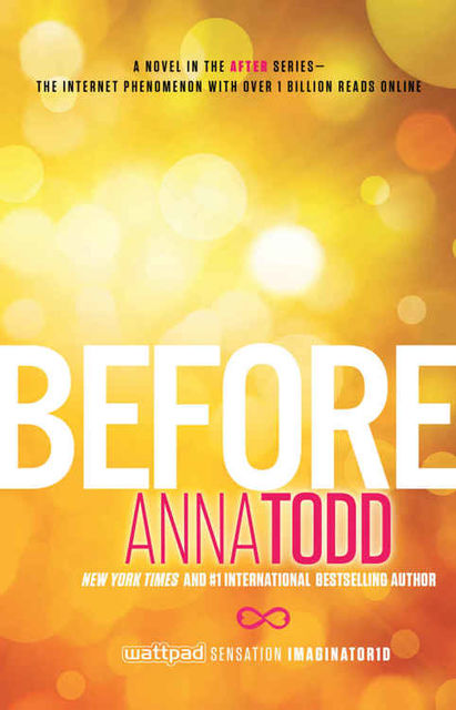 Before (After #5), Anna Todd