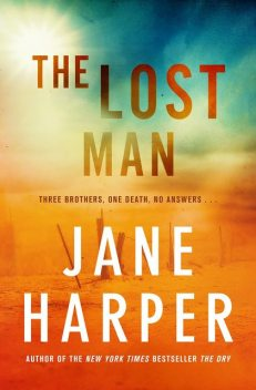 The Lost Man, Jane Harper