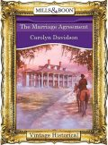 The Marriage Agreement, Carolyn Davidson