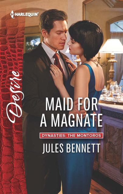 Maid for a Magnate, Jules Bennett