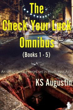 The Check Your Luck Omnibus, KS Augustin