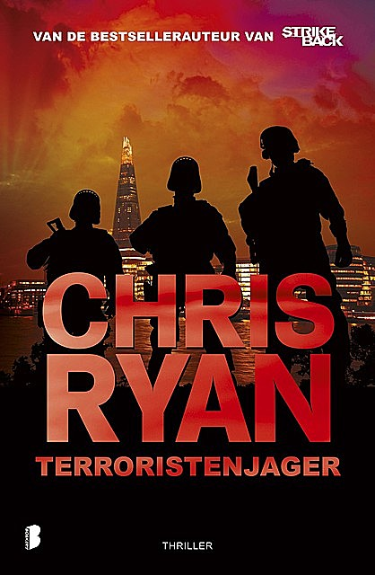 Terroristenjager, Chris Ryan