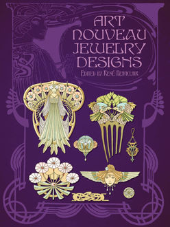 Art Nouveau Jewelry Designs, René Beauclair