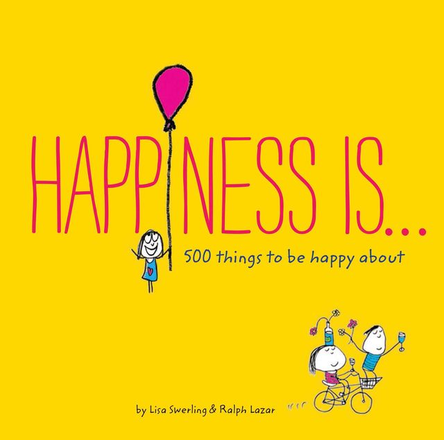 Happiness Is, Lisa Swerling, Ralph Lazar