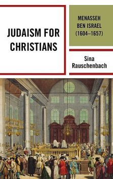 Judaism for Christians, Sina Rauschenbach