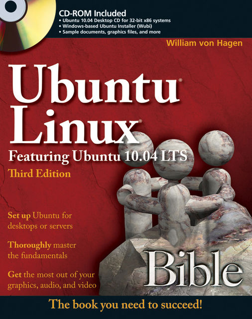 Ubuntu Linux Bible, William von Hagen
