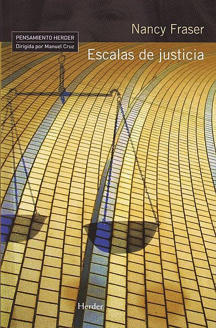 Escalas de justicia, Nancy Fraser