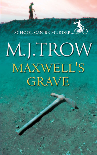Maxwell's Grave, M.J.Trow