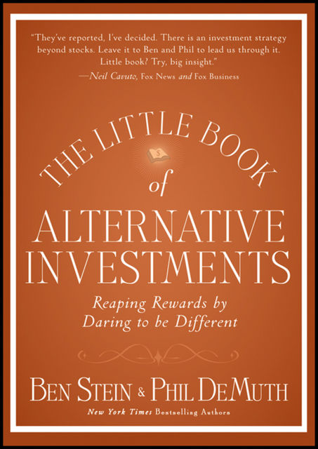 The Little Book of Alternative Investments, Ben Stein, Phil DeMuth