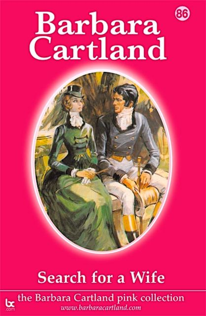 Search for a Wife, Barbara Cartland