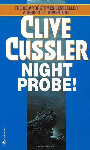 Night Probe!, Clive Cussler