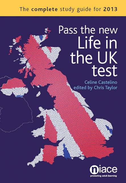 Pass the new Life in the UK test, Celine Castelino, Chris Taylor