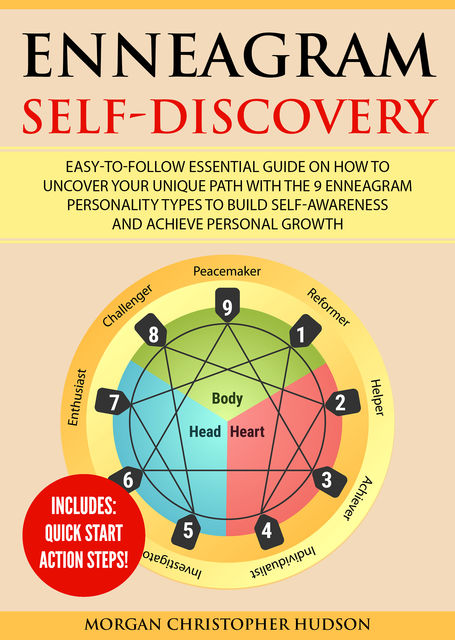 Enneagram Self-Discovery, Morgan Christopher Hudson