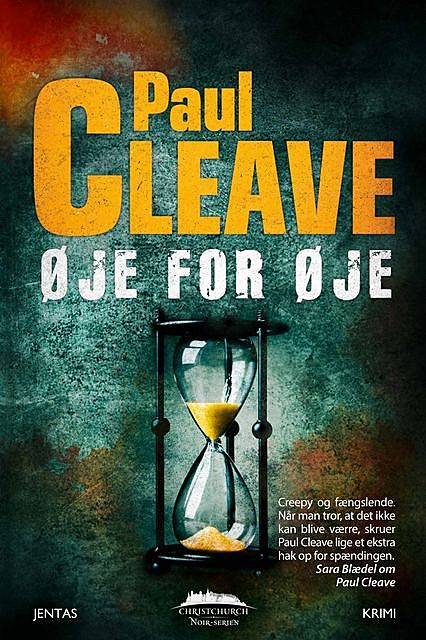 Øje for øje, Paul Cleave