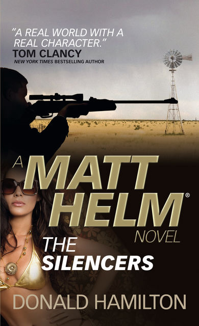 Matt Helm – The Silencers, Donald Hamilton