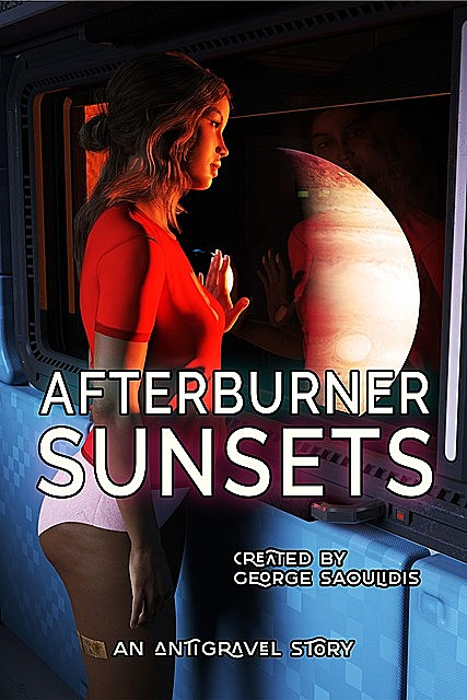 Afterburner Sunsets, George Saoulidis