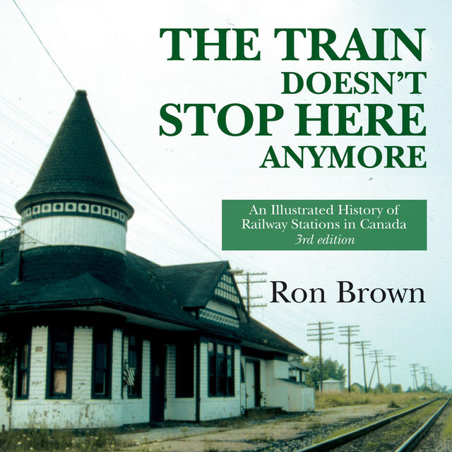 The Train Doesn't Stop Here Anymore, Ron Brown