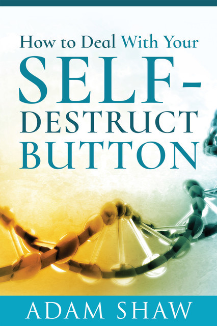 How to Deal With Your Self-Destruct Button, Adam Shaw