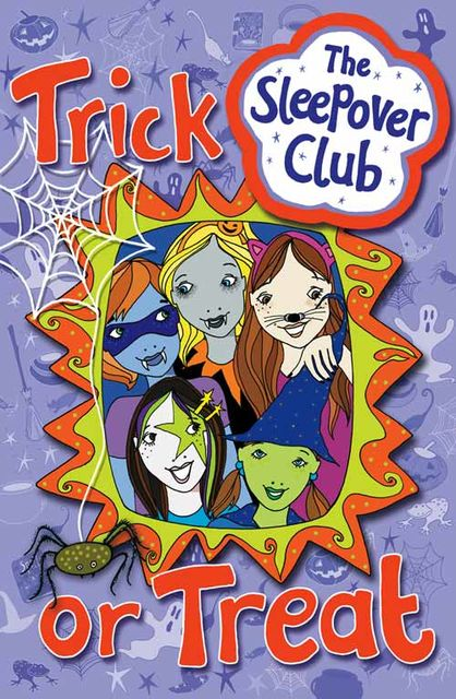 Sleepover Club Witches (The Sleepover Club, Book 49), Jana Hunter