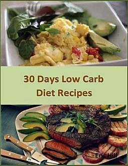 30 Day Low Carb Diet 'Ketosis Plan, Eric Spencer