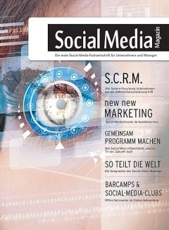 Social Media Magazin #21, David B. Hofmann