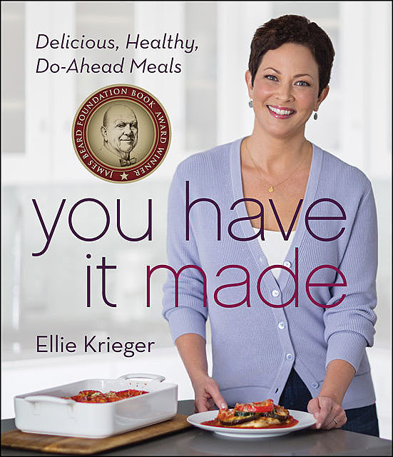You Have It Made, Ellie Krieger