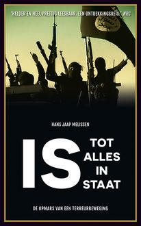 IS – Tot alles in staat, Hans Jaap Melissen